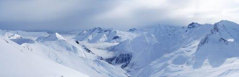 гора Стоковая Фотография