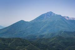 Гора Bandai стоковое фото rf