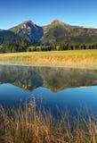 Гора - Belianske Tatry стоковые изображения rf