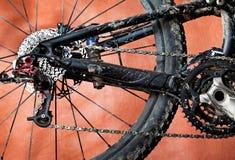 гора bike пакостная Стоковое Изображение RF