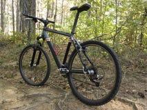 гора bike Стоковые Фотографии RF