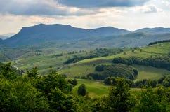 Гора Bjelasnica Стоковые Изображения RF