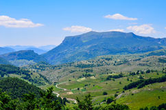 Гора Bjelasnica Стоковые Фото