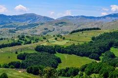 Гора Bjelasnica Стоковая Фотография RF