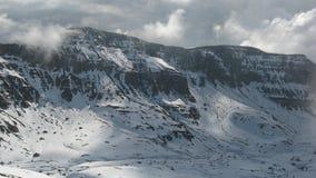 Гора Bucegi Стоковые Фото