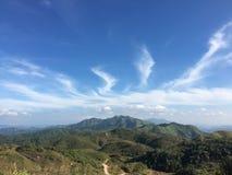 Гора Buitiful стоковые изображения rf