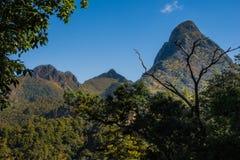 Гора Chiang Dow Стоковые Фото