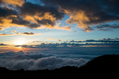 Гора CHIANGDAO, провинция Chiangmai, Таиланд Стоковое Изображение RF