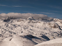 Гора Dachstein Стоковые Фотографии RF