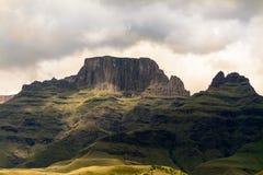 Гора Drakensberg Стоковая Фотография