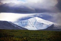 Гора Grubeiz Стоковые Фотографии RF