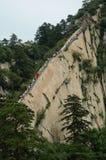 гора hua стоковое изображение