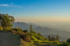 Гора Inthanon Стоковое Изображение RF