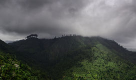 Гора Kodaikanal Стоковые Фотографии RF