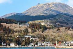 Гора Komagatake Стоковые Фото