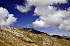 гора korab Стоковое фото RF