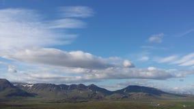 Гора lafell ¡ Skà стоковое изображение