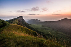 Гора Monchong очаровательная Стоковое Изображение RF