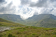 Гора Obarsia Стоковое Фото