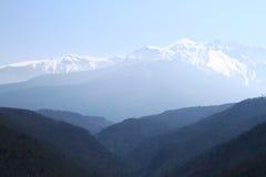 Гора Olympus стоковая фотография