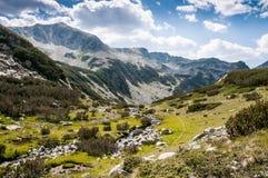 Гора Pirin стоковые изображения rf