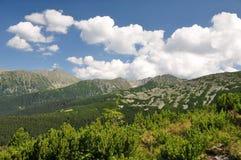 Гора Retezat, Румыния Стоковое Фото