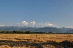 Гора Retezat, Румыния Стоковые Фото