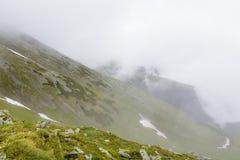 Гора Retezat Стоковое фото RF
