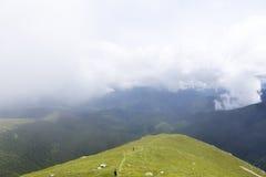 Гора Retezat Стоковое Изображение