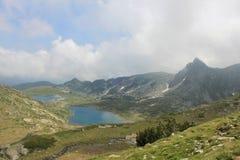 Гора Rila в Болгарии Стоковые Изображения