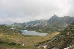 Гора Rila в Болгарии Стоковая Фотография RF