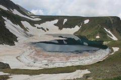 Гора Rila в Болгарии Стоковые Изображения RF