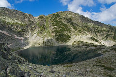 Гора Rila, озера Musalenski Стоковая Фотография RF