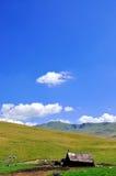 гора s коттеджа Стоковая Фотография RF