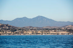 Гора Saddleback стоковая фотография rf
