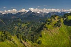 Гора Sauk, Вашингтон, США Стоковые Фотографии RF