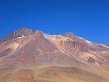 Гора Scape чужеземца Стоковая Фотография