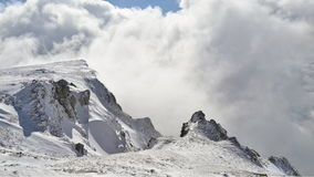 Гора Scape Стоковые Изображения