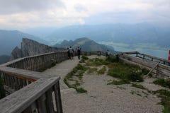 Гора Schafberg Стоковое фото RF