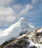 гора snowcovered Стоковая Фотография RF