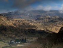 Гора Snowdon стоковое изображение