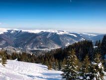 Гора Sorica Стоковые Изображения