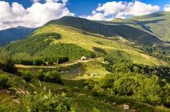 Гора Stara Planina в Сербии Стоковые Изображения RF