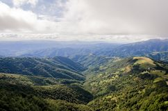 Гора Stara Planina в Сербии Стоковое Фото