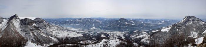 Гора Stara Planina Стоковое Изображение RF
