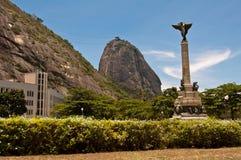 Гора Sugarloaf, Рио Де Жанеиро стоковые изображения