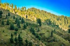 Гора Sulatan Сват Стоковые Изображения