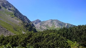 Гора tra ¡ TÃ Стоковое фото RF