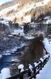 гора valtellina Италии Стоковая Фотография RF