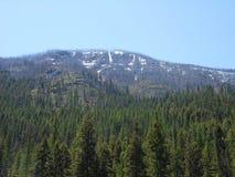 Гора Wa Стоковая Фотография RF